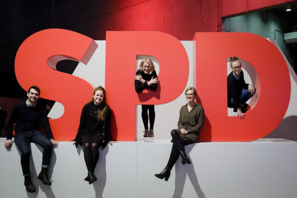 Bild: SPD-Parteivorstand (Kjer / photothek.net)